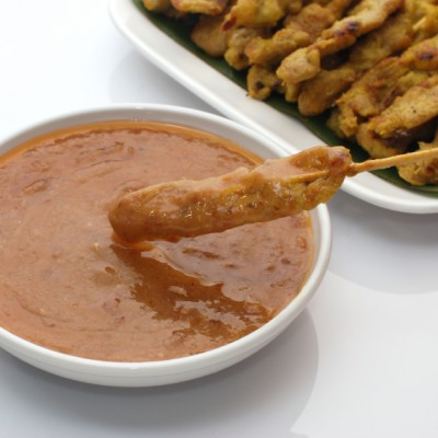Image of Peanut Sauce Topping